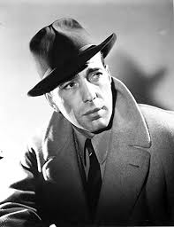 Amazon.com: Humphrey Bogart wearing a fedora Photo Print (8 x 10): Home &  Kitchen